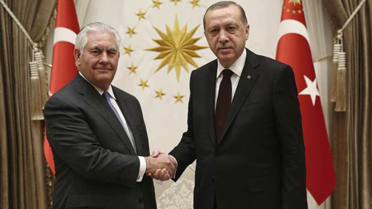 ABD-Türkiye Suriye Çalışma Grubu 3. Toplantısı yarın Ankarada 52