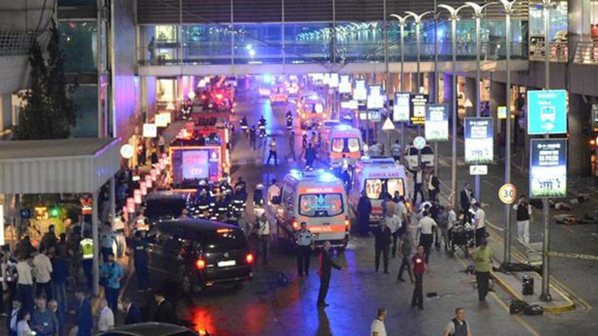 İşte Atatürk Havalimanı saldırısıyla ilgili tüm haberler 49