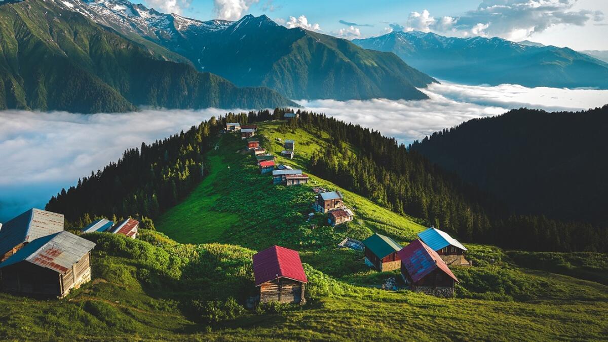 Türkiye'nin en güzel 10 doğa harikası