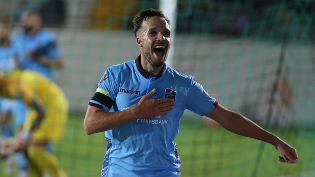 Trabzonspor'un Novak sevinci! Goller ve centilmenliği...