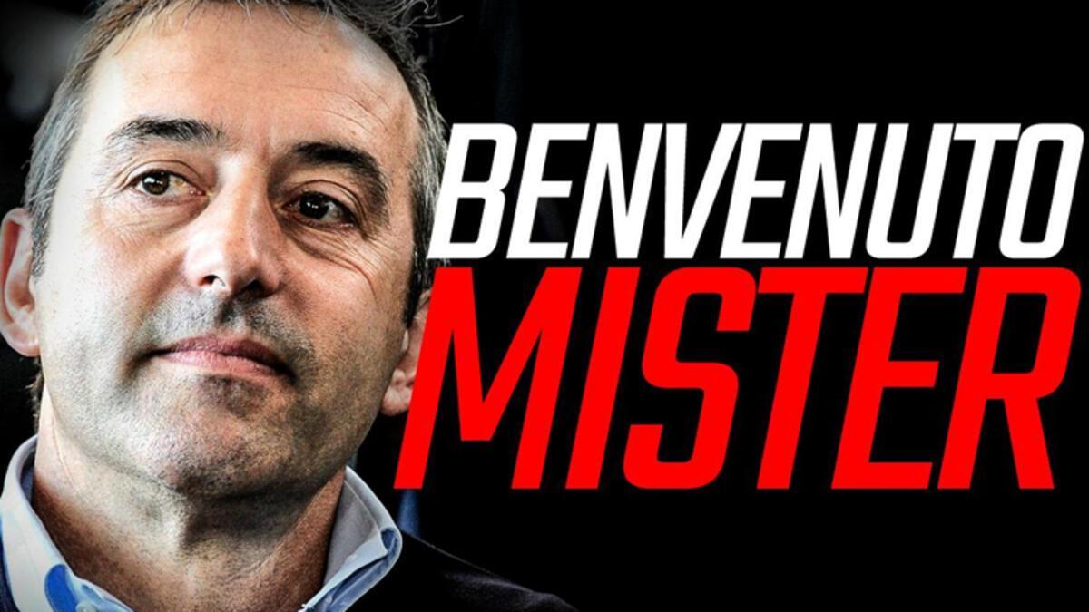 Milan'ın yeni hocası Giampaolo oldu