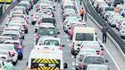 Araç sayısı 19 milyon 994 bin 472'ye çıktı