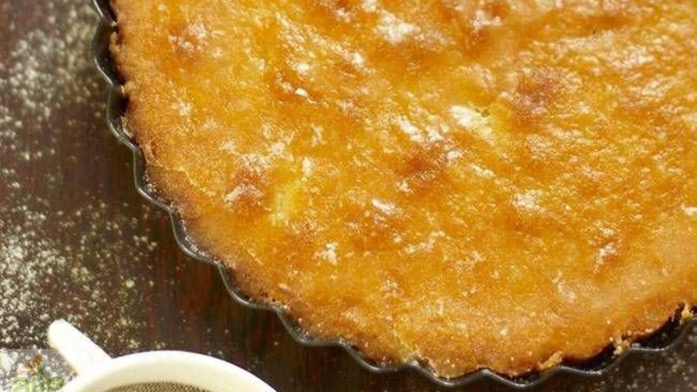 Islak Portakallı Kek Tarifi