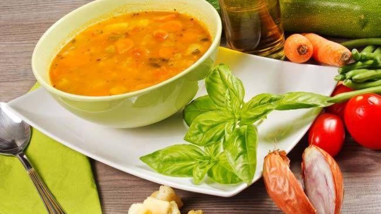 Yeşil Sebze Çorbası Tarifi