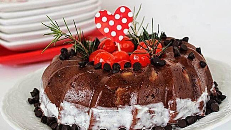 Çikolatalı Tatlı 23