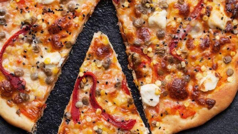Büyük Pizza Tarifi