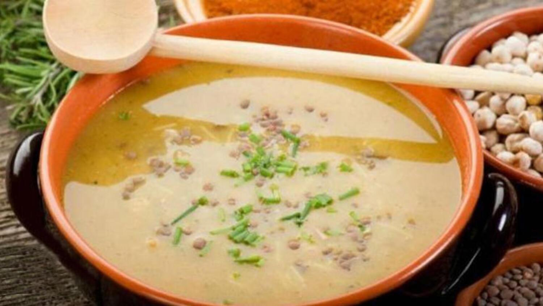 Mercimek çorbası yapılışı