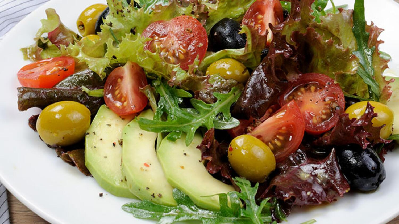 Avakado Salatası