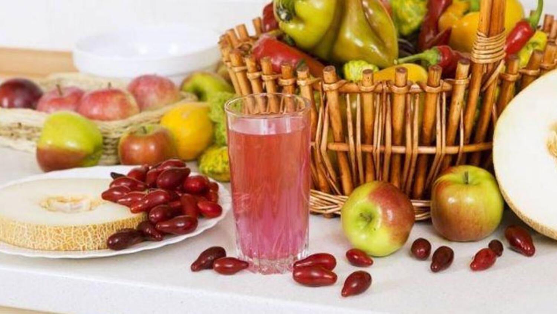 Yaz için Serinleten İçecekler ve Yiyecekler