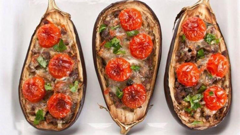 Beşamel Soslu Mantarlı Patlıcan Tarifi