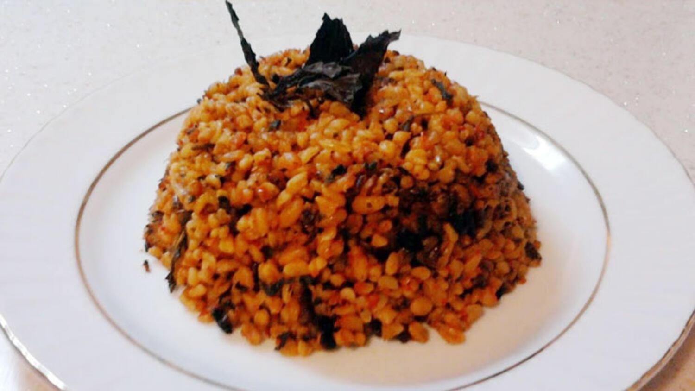 Bulgur Pilavı Nasıl Yapılır – videolu tarifler – Yemek Tarifleri