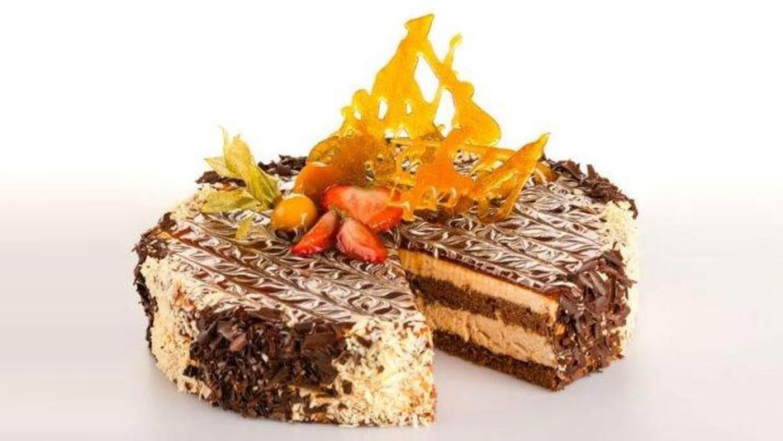 Kayısılı Çikolatalı Parfe Tarifi