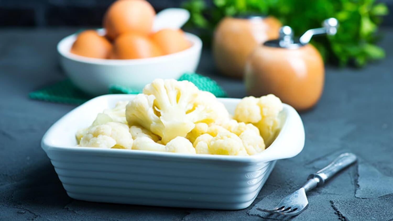 Ezme Karnabahar Salatası Tarifi