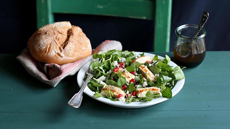 Yeşil Mercimekli Semizotu Salatası Tarifi