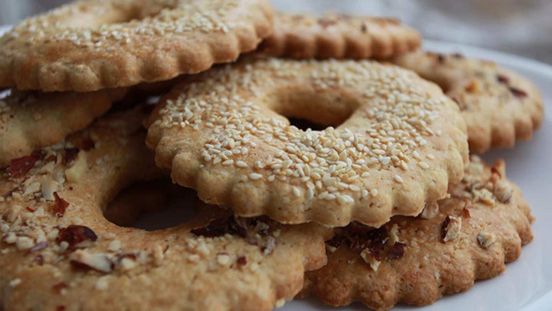 Çörek Otlu Kurabiye Videosu