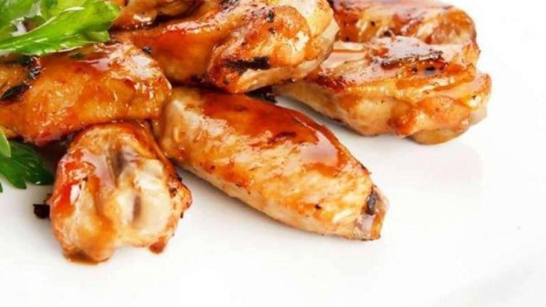 Evde soslu tavuk kanadı tarifi