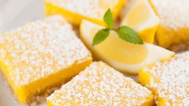 Limonlu Bisküvi Tarifi