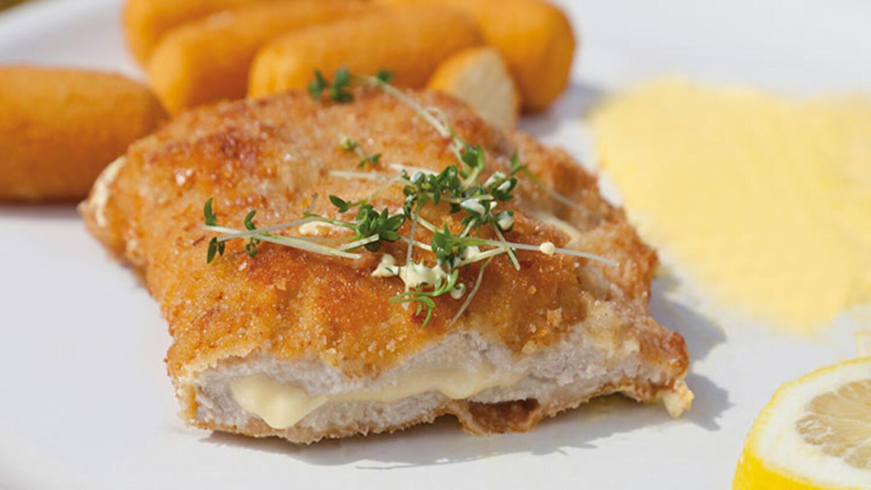 Peynirli Balık Köftesi Tarifi