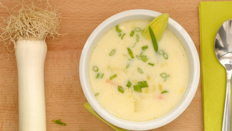Pırasalı Sebze Çorbası Tarifi – Çorba Tarifleri