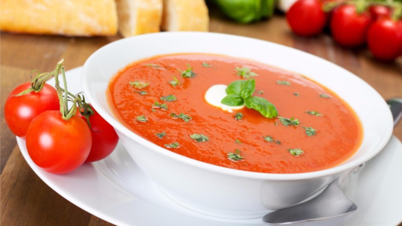 Domates Çorbası Tarifi 1 – Çorba Tarifleri