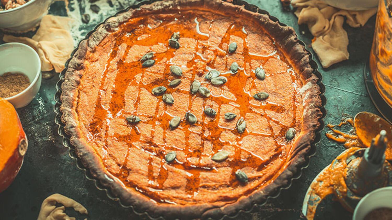 Akdeniz keki ve balkabağı çorbası tarifi