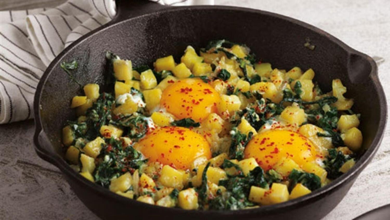 Yumurtalı Taze Fasulye Kızartması Tarifi – Sebze Yemekleri