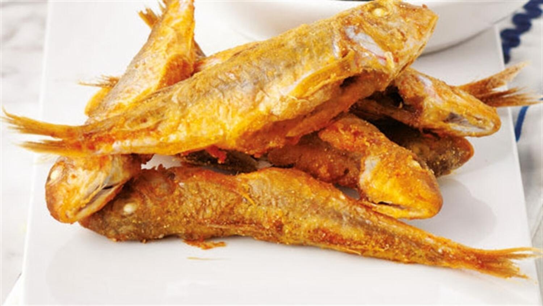 Fırında kırmızı balık