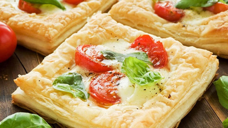Pratik Milföylü Pizza Tarifi