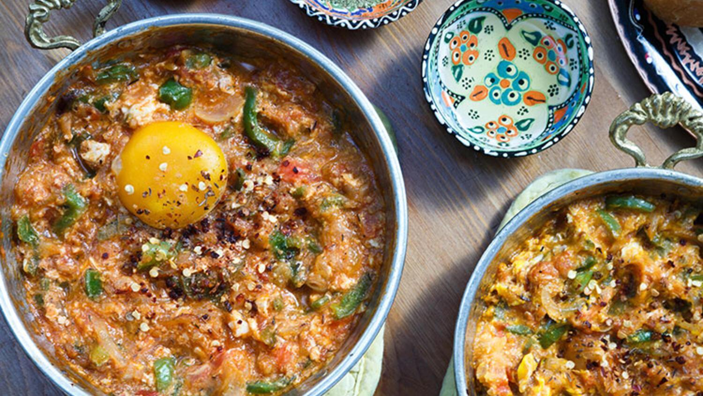 Soğanlı Yumurta Tarifi, Kahvaltılık Tarifler