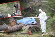 Çığlığa koşan eşi, kocasının cansız bedeniyle karşılaştı