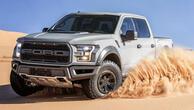 Ford yeni modeli F-150 SVT Raptor'un prömiyerini yaptı