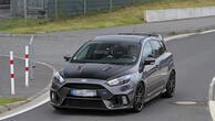 Ford Focus RS hızlanıyor