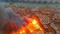 Nijeryada korkunç yangın