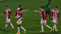 Sivasspor son nefeste Maçta 5 gol...