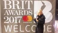 Brit Müzik Ödüllerini Ömür Gedik takip etti