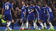 Chelsea ligde tam gaz 4 gol...