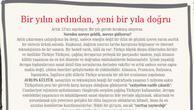 Avrupa Kültürden Türkçe çağrısı