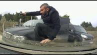 Görüntüleri ortaya çıktı, komandolar yakaladı Lüks araçlarla...