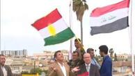 Kerkükteki bayrak gerilimi büyük krizin işareti