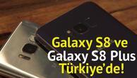 Galaxy S8 ve Galaxy S8 Plus Türkiyede Fiyatı şaşkına çevirdi