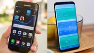 Galaxy S8 ve Galaxy S7 karşılaştırması