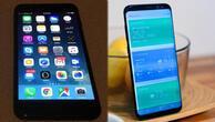 Galaxy S8 mi iPhone 7 mi