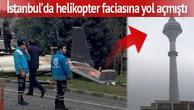 Helikopter faciasının yaşandığı kule için flaş iddia