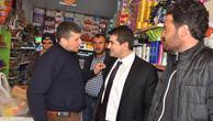 Aslanoğlu 'referandum' için Malatya'daydı