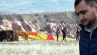 İşte kaza yapan balon pilotunun ifadesi