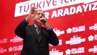 Cumhurbaşkanı Erdoğan: Asıl kavgayı perde gerisindeki güçlerle veriyoruz
