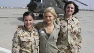 ABDli kadın askerlere ikinci şok.. O fotoğraflar satışa çıkarıldı