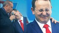 Cumhurbaşkanı Erdoğan kürsüye davet etti, alnından öptü