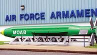 ABD 'tüm bombaların anasını' kullandı