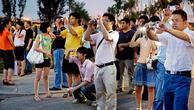 Çinli turistlerin antik kent ilgisi